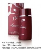 Parfum Pria FM 198